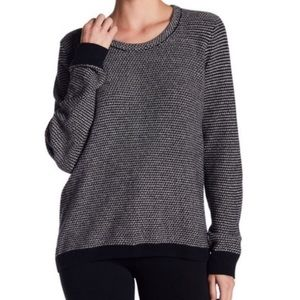 Madewell B/W Sweater